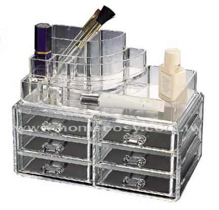 Bathroom Cosmetic Organizr Mirror Makeup Mirrors Kithchenware Candy Bowl.  HOMECOSY INC Bathroom Cosmetic Organizr Mirror